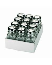 Caja de 12 uds de Salero Grande (En Pack 12 Unidades ) Ibili 755100