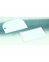 Caja de 12 uds de Set Espatula-Decorador Plastico Ibili 761100