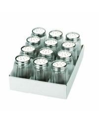 Caja de 12 uds de Salero/ Pequeño (En Pack 12 Unidades ) Ibili 768710