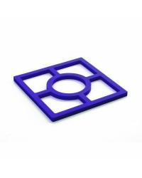 Caja de 6 uds de Salvamantel Silicona Cuadrado/Redondo Ibili 776900