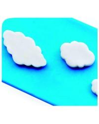 Caja de 6 uds de Set 3 Cortadores Con Expulsor Nubes Ibili 788409
