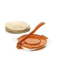 Prensa-Tortillas Aluminio Fundido 20 Cm  Ibili 799820