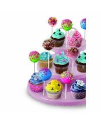 Soporte Para Cake Pops Y Cupcakes 30 Cm Ibili 827600