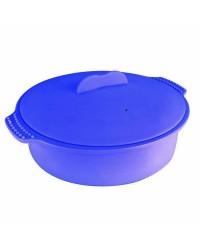 Papillote-Coccote Redondo Silicona 22 Cm Ibili 871222