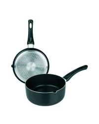 Cazo Aluminio Inducta 16 Cms, Valida Para Todas Las Cocinas Ibili 411016