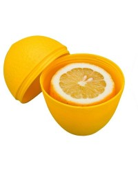 Caja de 9 uds de Guarda Limones-Caja Expositora Plastico Ibili 782500E
