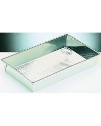 Caja de 6 uds de Fuente Horno Acero Estañado 39X24X6 Cm Ibili 810639