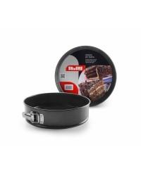 Caja de 6 uds de Molde Desmontable Chapa De Acero Con Antiadherente 20 Cm Ibili 820120