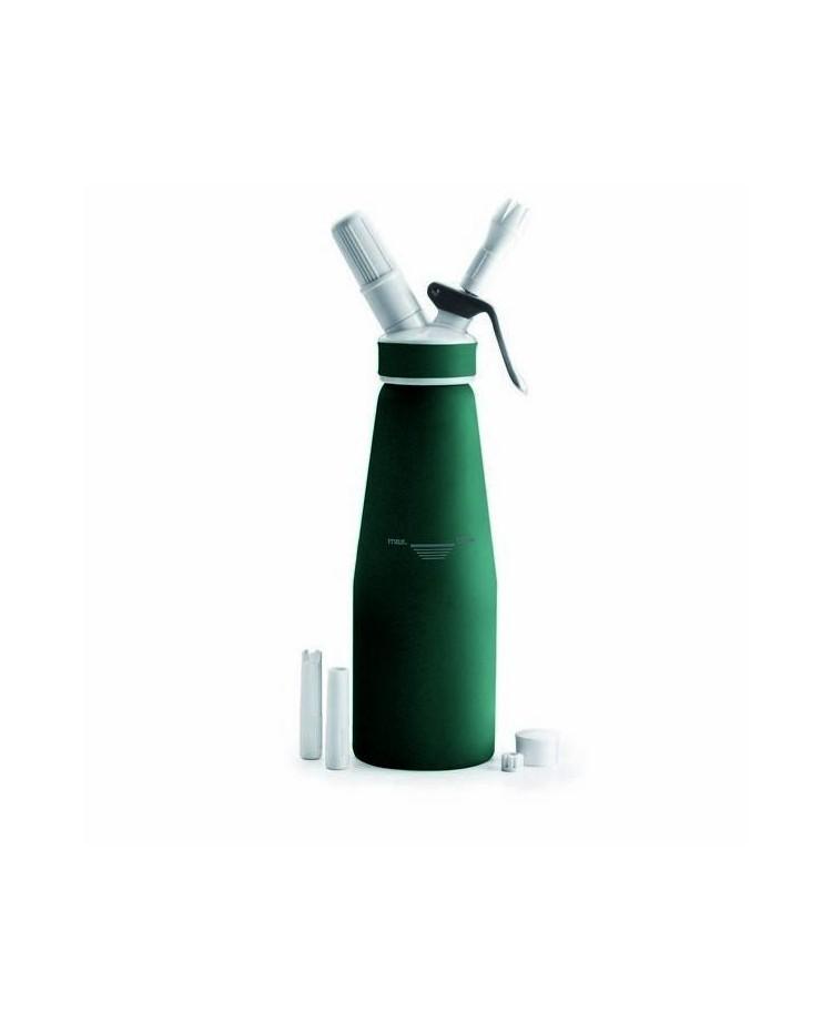 Sifën Crema Aluminio 0.5 Lts Green  - Lacor 68504