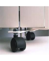 Kit ruedas para Radiadores FARHO