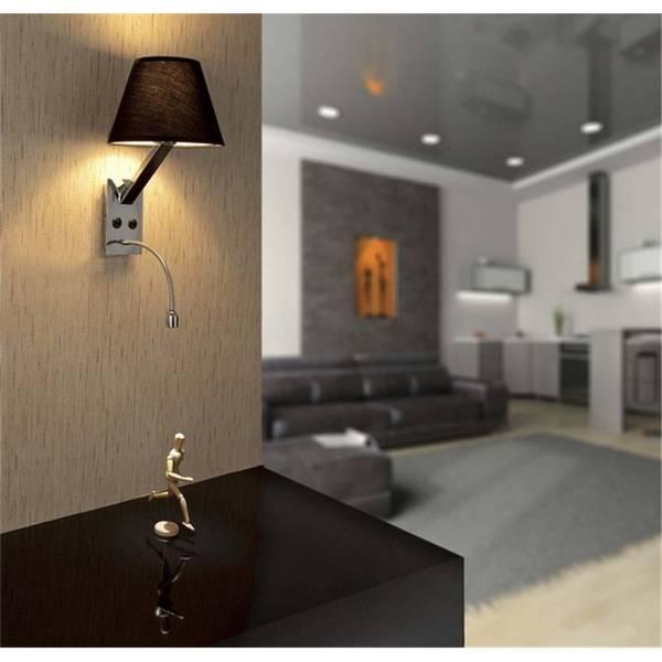 Ventilador de techo con luz led blanco faro timor for Ventilador de techo blanco con luz